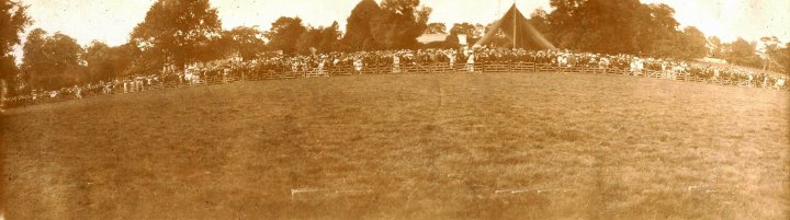 Devon Agricultural Show 1900 in grounds of Pilton House : No. 3