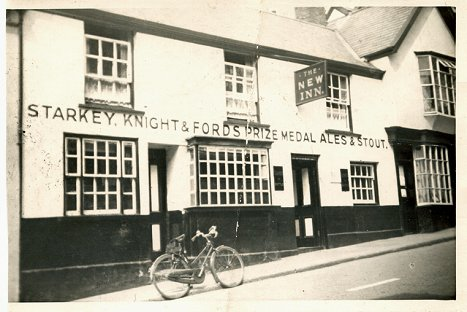 The New Inn, Pilton Street