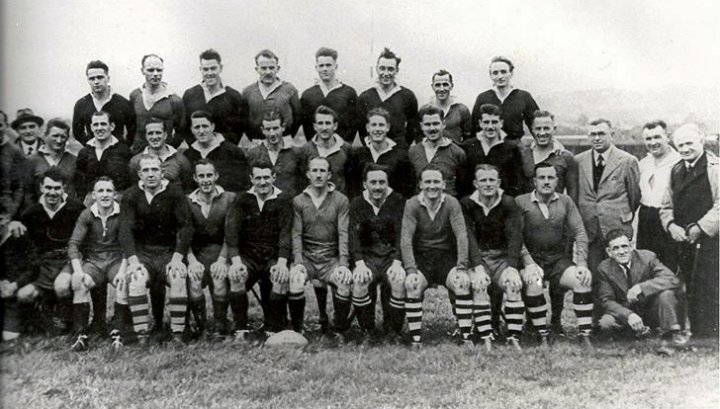 Barnstaple Rugby Club 1946