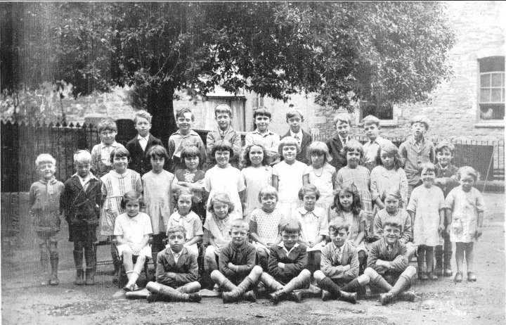 Photograph of Pilton School 1931