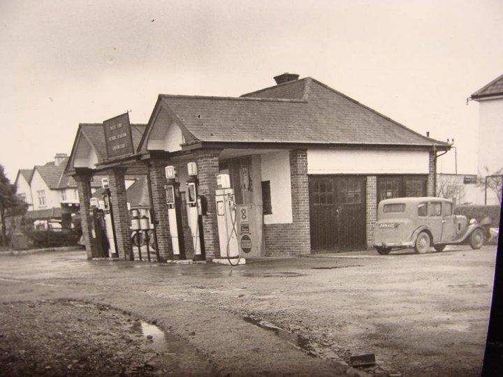 West End Garage, Braunton Road, Pilton, Barnstaple