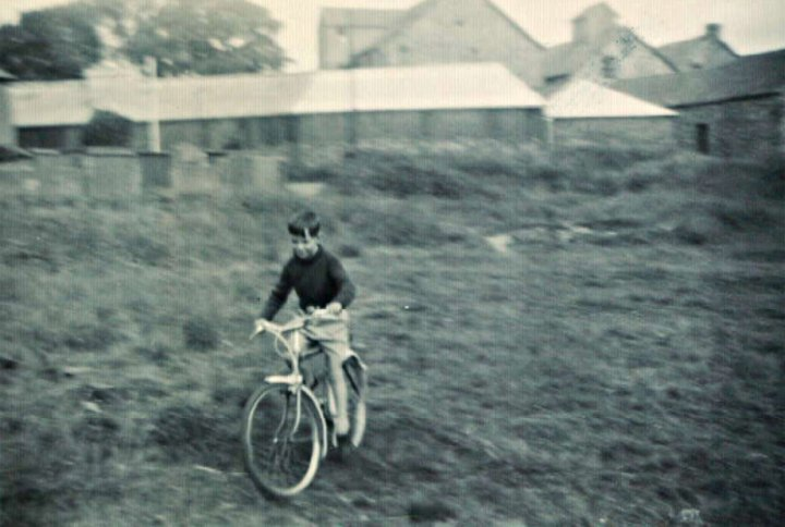 Peter Newcombe of Fair View in 1962/63