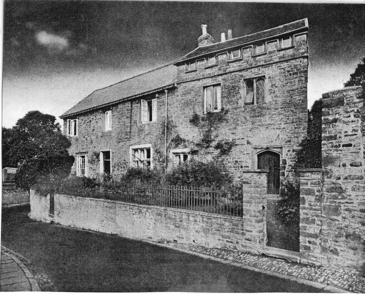Bull Hill House, Bull Hill, in the 1930s