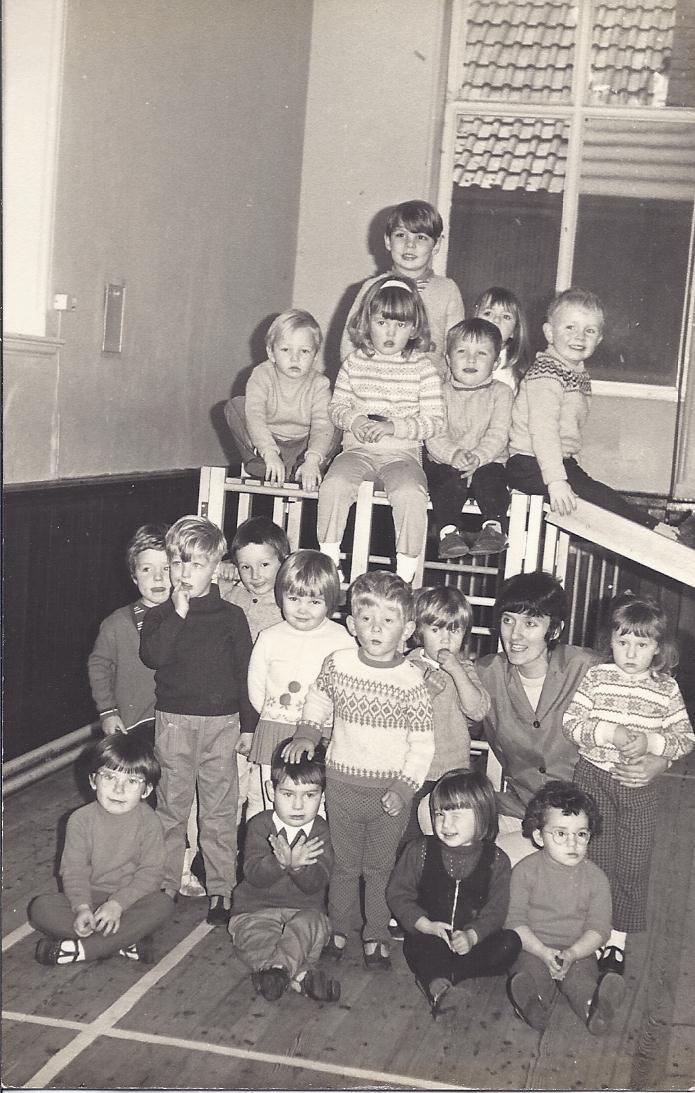 Pilton Church Hall Playgroup 1969