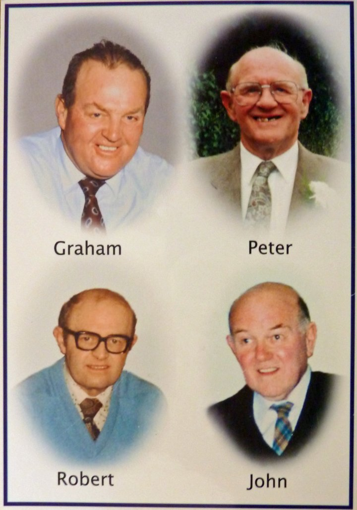 The Four Norman Brothers of Pilton