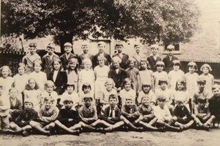 The Children of Pilton School 1928 - 30