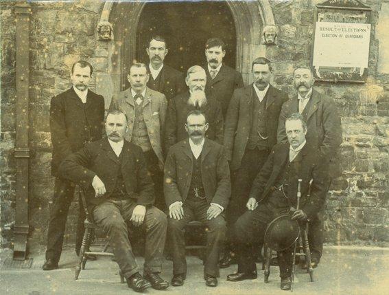 Pilton Bellringers Third in Whit Monday Ringing Festival in 1904