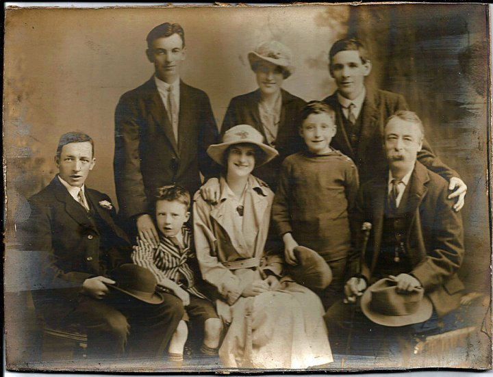 The Bartlett Family and Alfred Edward Hobbs in the 1920s