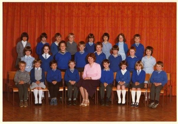 Pilton Bluecoat School, Probably in 1982