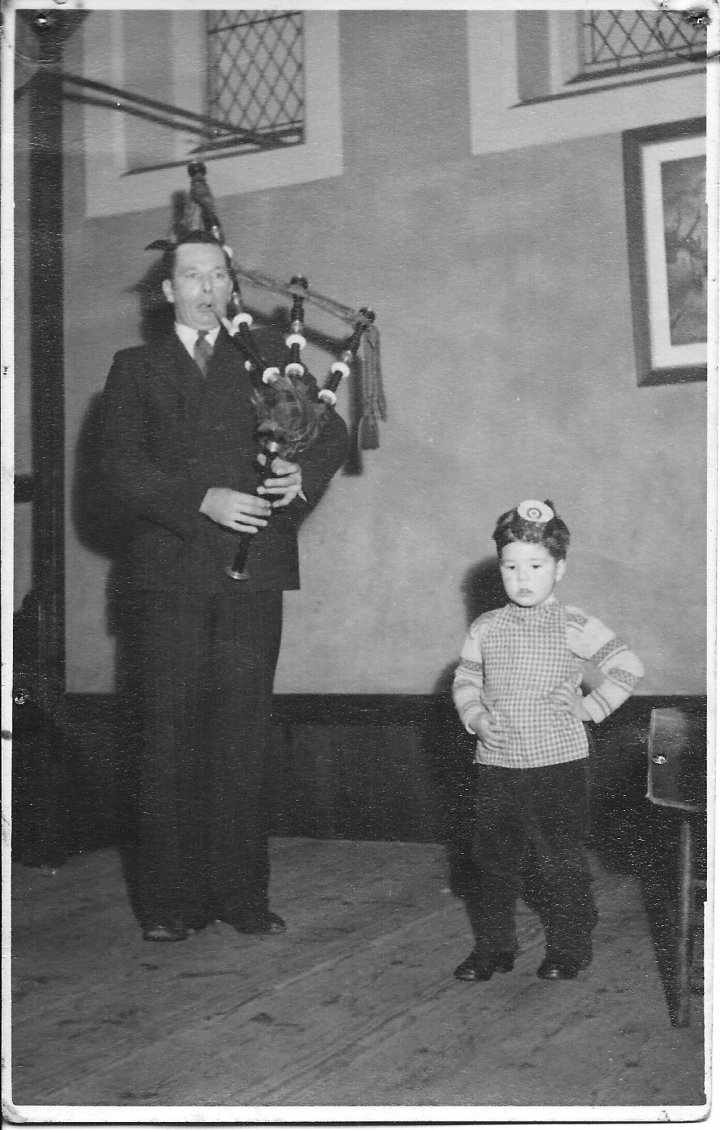John Brand Smith of Pilton in the Early 1950s