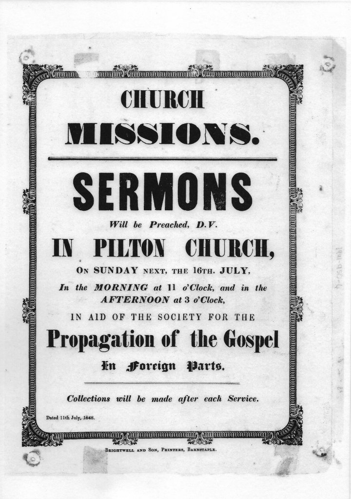 Sermons preached for the Society for the Propagation of the Gospel in 1848