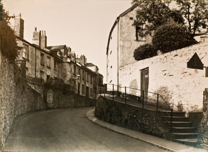 The Rock, Pilton in the 1930s or 40s