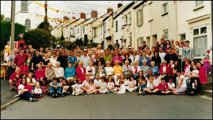 Bradiford Queen's Golden Jubilee Party 2002