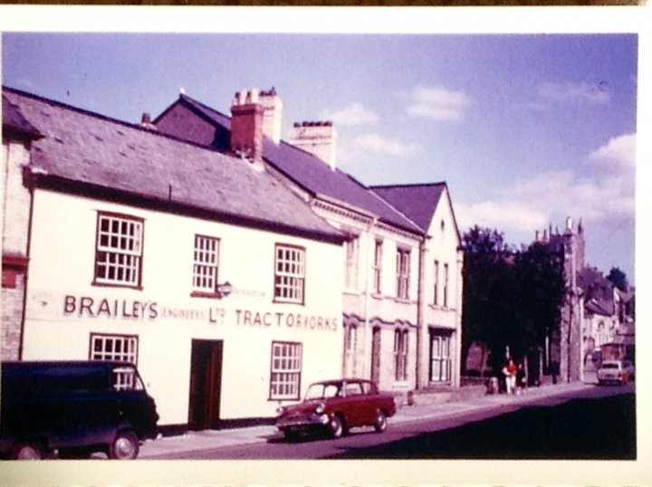 12 Pilton Street, the home of Braileys Engineers Ltd