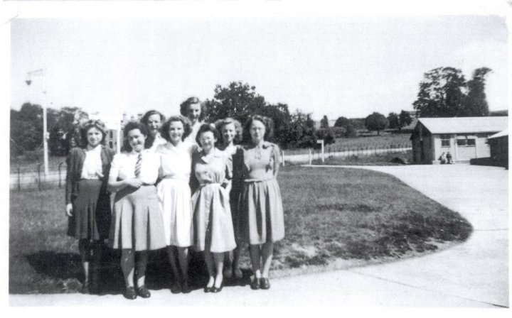 North Devon Technical College around 1947