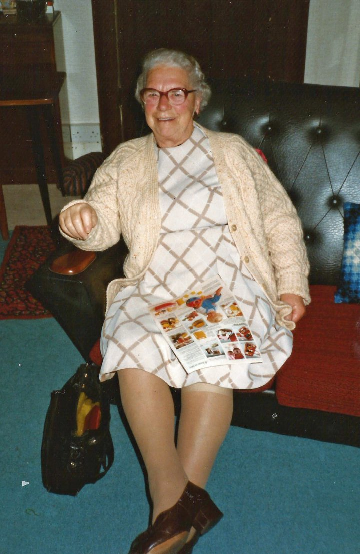 Alice Mogridge of Pilton