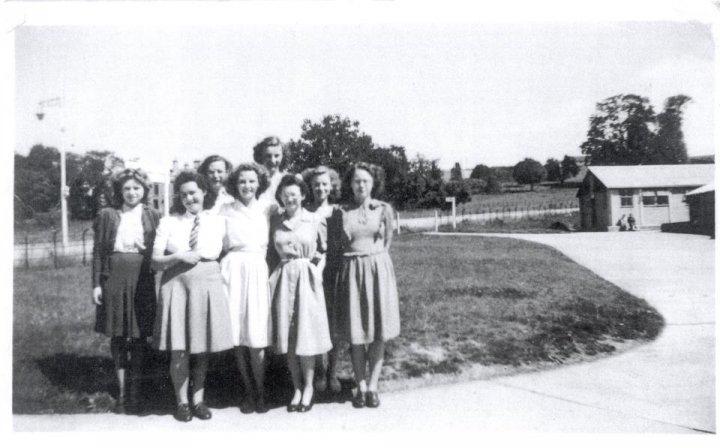 North Devon Technical College around 1947