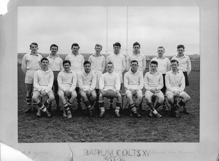 Barum Colts 1955-56