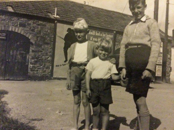 Living on Pilton Quay in the 1950s : 2