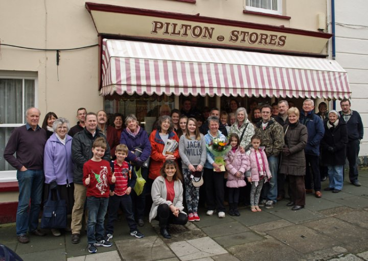 Closure of Pilton Stores in January 2013