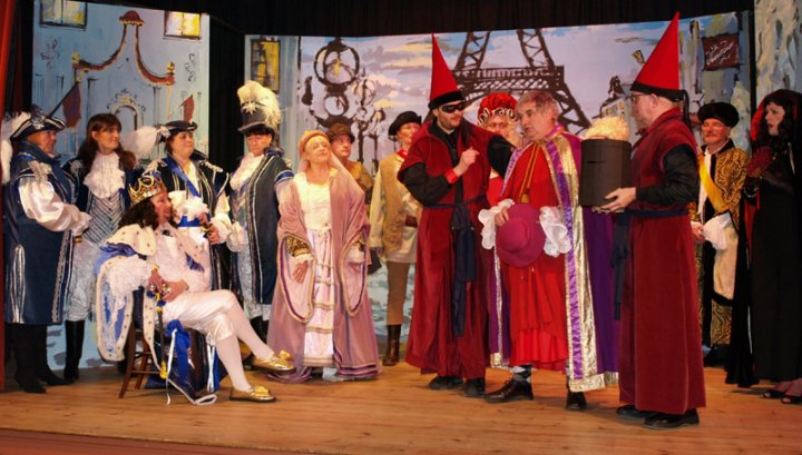 Pilton Pantomime Productions 2008 'The Three Musketeers'