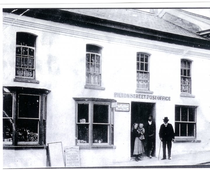 The Post Office, 27 Pilton Street