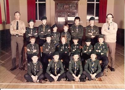 The 12th North Devon (Pilton) Scout Group
