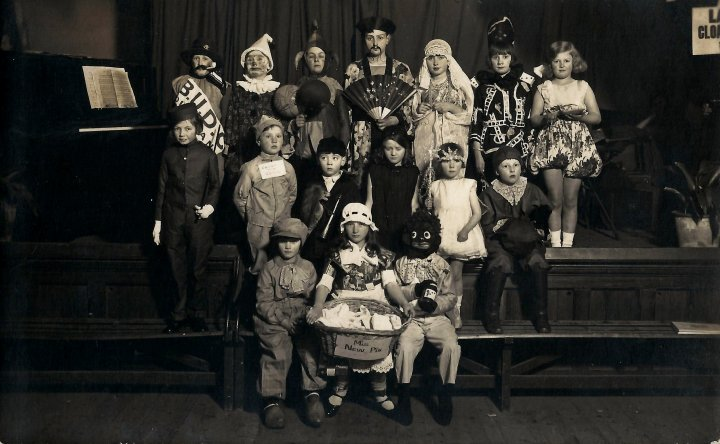 Fancy Dress 1930s era