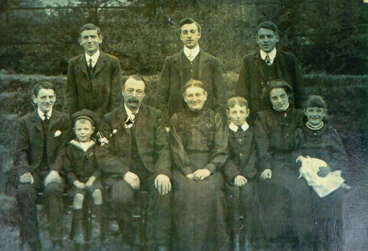 The Bartlett Family of Pilton from 1864 onwards
