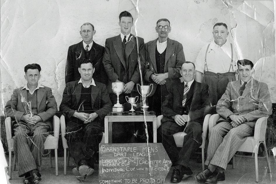 Barnstaple darts league