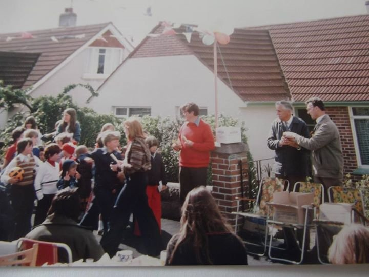 Lynbro Road Silver Jubilee celebrations