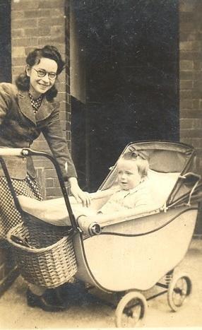 Peter Bray of Pilton in 1943