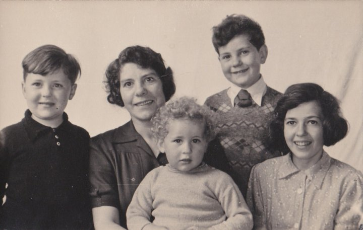 The Murch Family (part 2) in 1951