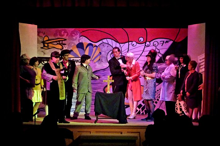 Pilton Panto 2011 : A Panto by any other name can sound as funny