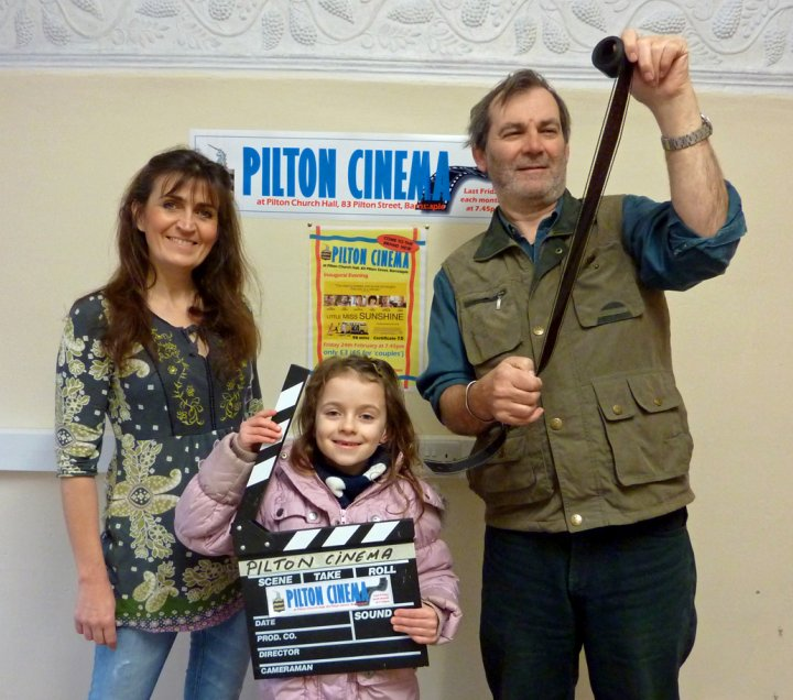 The Launch of Pilton Cinema in February 2012