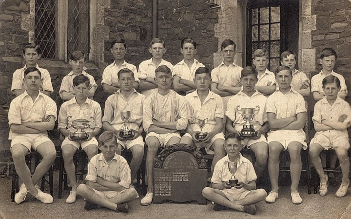 Pilton Bluecoat School Sports Day in 1934