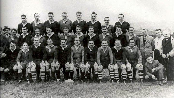 Barnstaple Rugby Club 1946