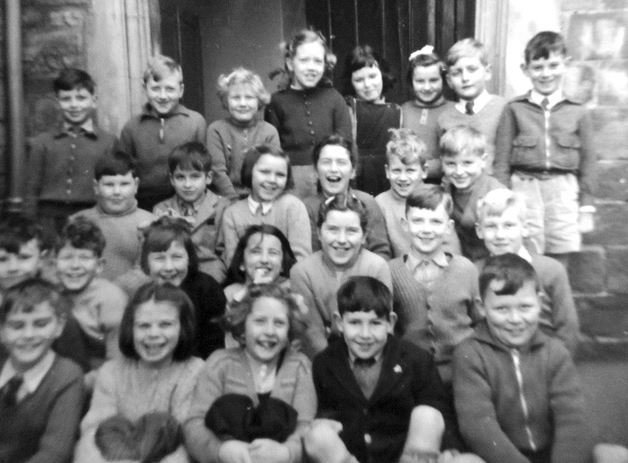 Pilton Junior School class of 1957