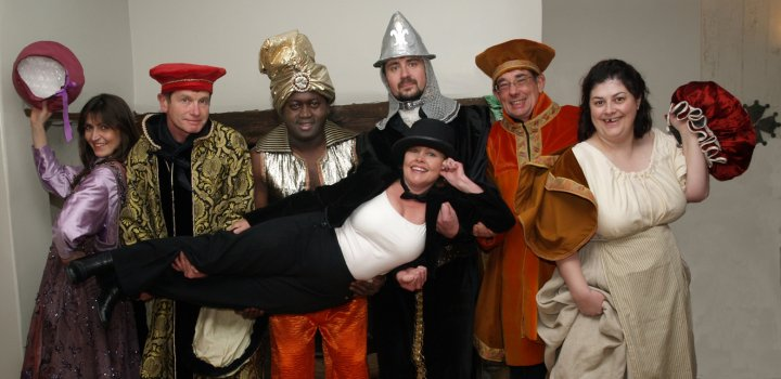 The Canterbury Tales performed by 'The Lord Basil's Reformers' 2008