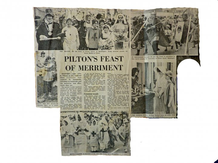 Pilton's Feast of Merriment July 1982