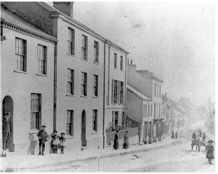 Pilton Street in 1910