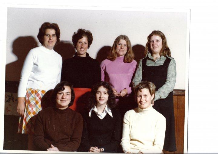 Pilton Playgroup Helpers, 1970s