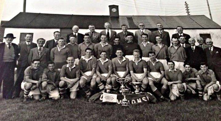 Barnstaple Town Football Club in 1958/59
