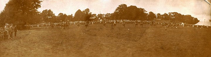 Devon Agricultural Show in grounds of Pilton House 1900 : No 2