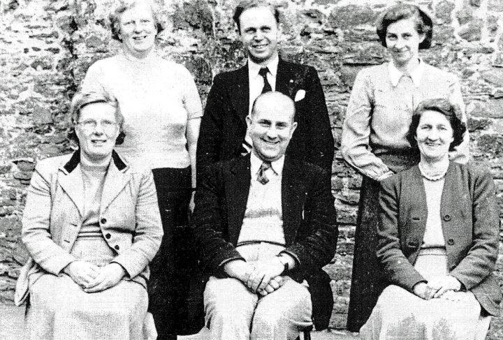 Pilton Primary School Teachers in 1950