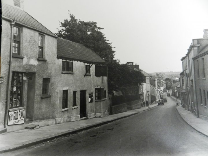 Pilton Street in the 1920s (possibly)