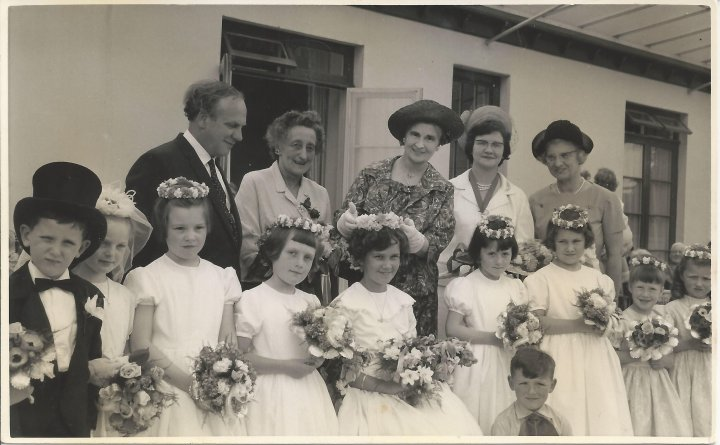 Pilton May Queen 1964