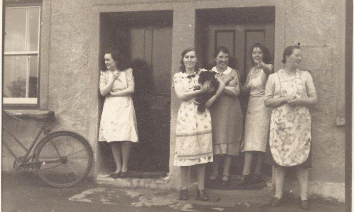 Bradiford ladies