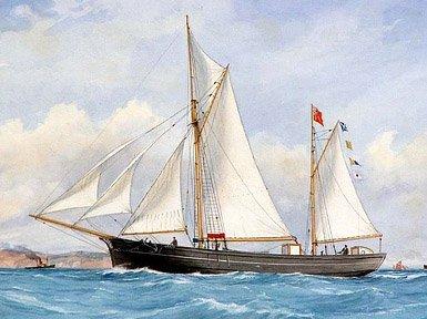 Brian Norman - Boy sailor