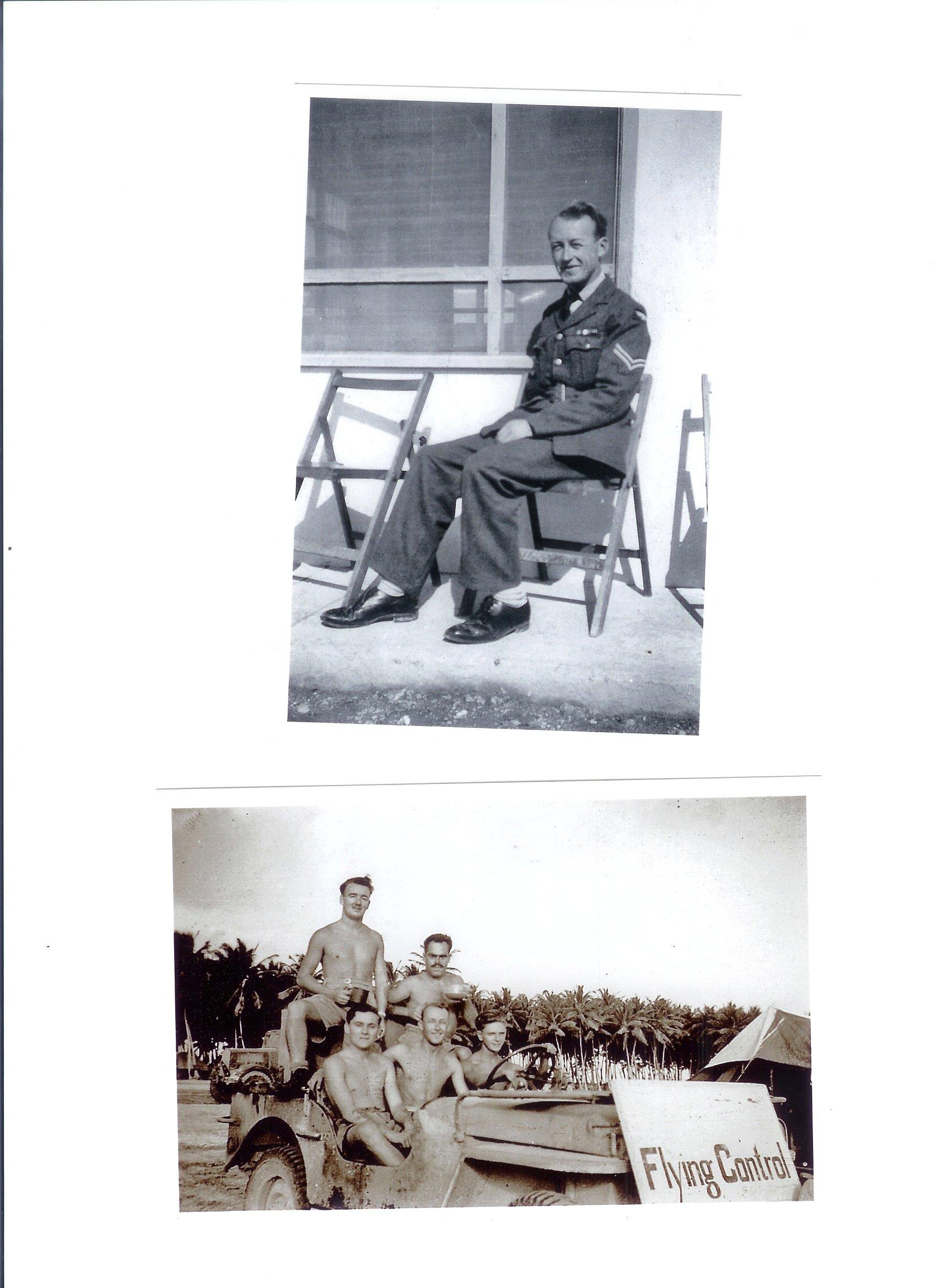 Surviving Battle of Britain air raid
